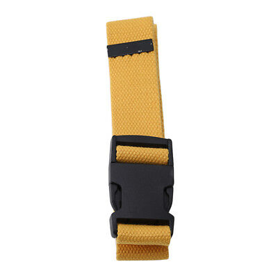 Ladies Casual Outdoor Tactical Polyester Waistband Canvas Web Belt SO
