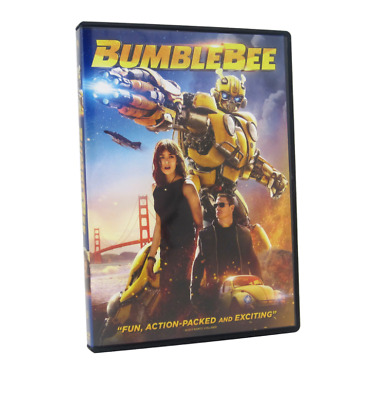 Bumblebee (NEW SEALED DVD,2019) Great Family Fun Ships Free