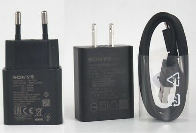 SONY WALL CHARGER Fast Charging UCH12 Type-C Adapter for