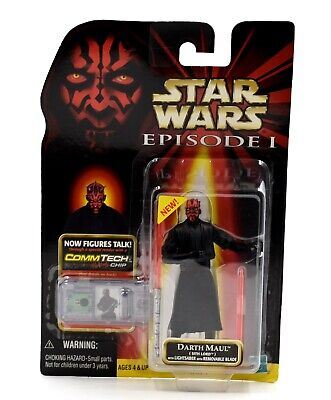 Star Wars Episode 1 - Darth Maul (Sith Lord) Action Figure