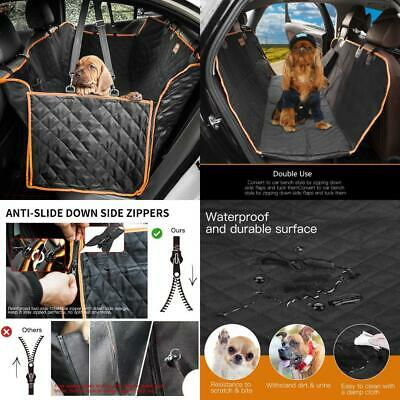 Siivton Lantoo Dog Seat Cover,Nonslip Waterproof Soft Car Cover