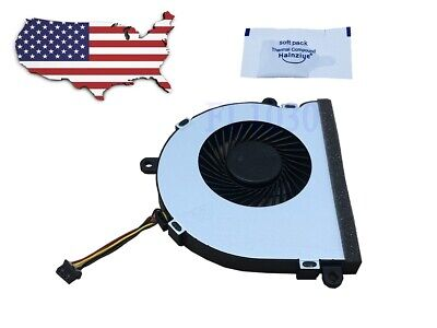 NEW FOR HP 15-ay011nr 15-ay012ca 15-ay005cy 15-ay009ds CPU FAN with Grease