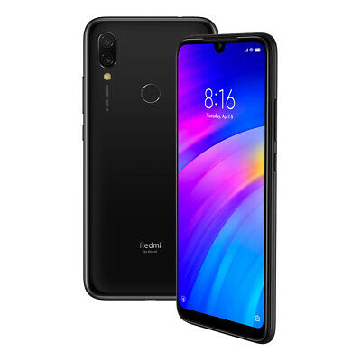 "6.26"" Xiaomi Redmi 7 4G Libre Android 9.0 Snapdragon 632 3GB 64GB Versión Global"