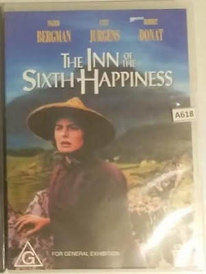 The Inn of the Sixth Happiness (1958) - Ingrid Bergman, Robert Donat DVD R4