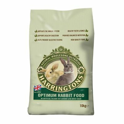 Harringtons Optimum complete rabbit dry food feed Pellets