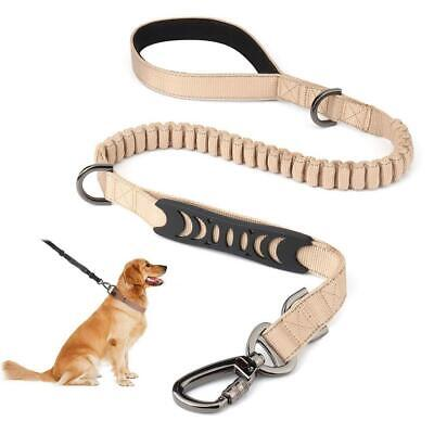 SZ-Climax Bungee Shock absorber dog leads - Training Leash Long with Soft...