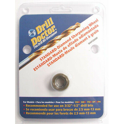 Drill Doctor DA313020GF Replacement Grinding Wheel, 180 Grit