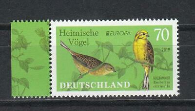 CEPT Deutschland Germany  2019 MNH **  Bird