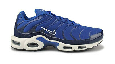 NIKE AIR MAX Plus Tuned 1 Baskets Indigo Force Minuit
