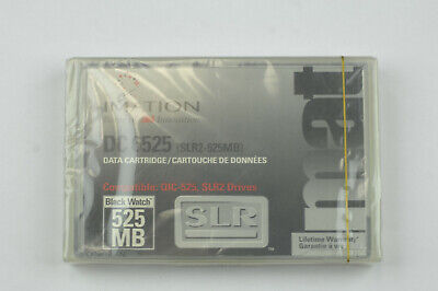NEW IMATION 3M DC6525 SLR2-525MB QIC DATA CARTRIDGE 46156 1PK