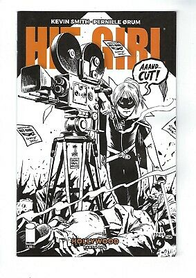 HIT-GIRL SEASON TWO #4 COVER A FRANCAVILLA RELEASE DATE 08//05//19 IMAGE