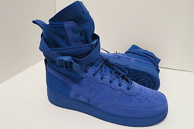 best loved 6e56a cdeb7 Nike SF Air Force 1 AF1 Men s Size 12 Game Royal 864024-401 New In