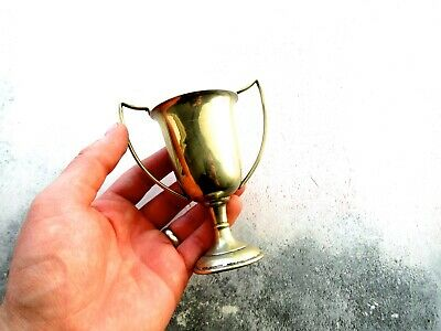 Vintage English Silver Plated Sports Trophy EPNS