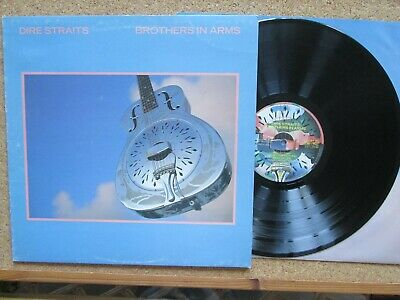 Dire Straits - Brothers In Arms 1985 Lp Verh 25