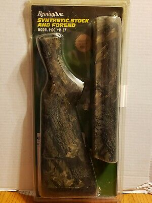 Remington 1100/11-87 Synthetic Stock & Forend 12 Gauge -  Camo