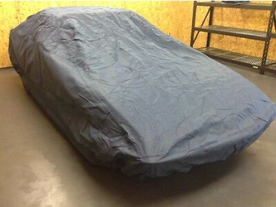 Rover Sd1 1976-1986 Heavy Duty Fully Waterproof Car Cover Cotton Lined