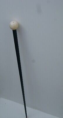 Antiker Gehstock - Spazierstock - Walking Stick - Art Deco