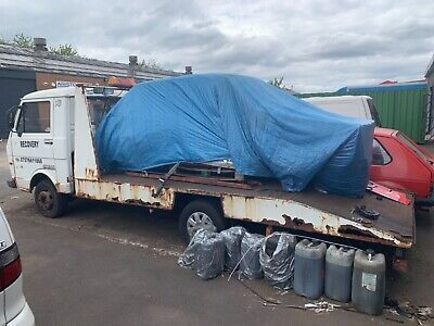 VW LT35 Recovery Truck 2.4D project