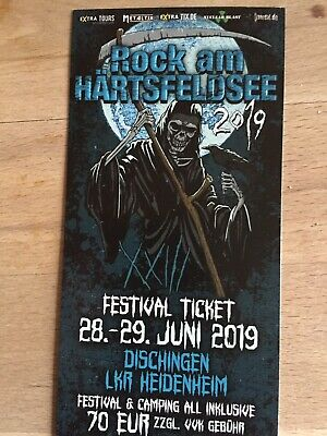 Rock am Härtsfeldsee Festivalticket