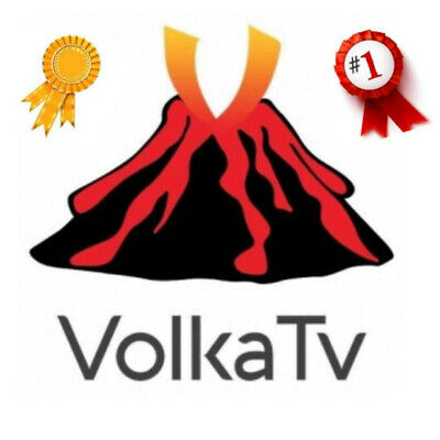 Volka pro 2 abonnement 12 mois 7000 chaines + vos + série  android mag vlc.gse