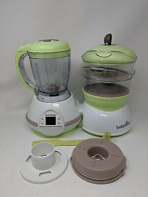 Babymoov Nutribaby - 5 in 1 Baby Food Maker