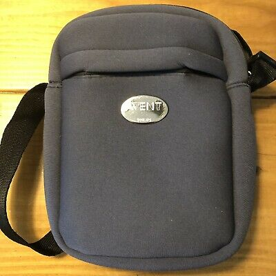 Philips AVENT Thermabag Blue Bottle Warmer Bag SCD150/60 Baby Feed Food Milk