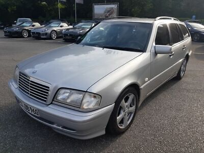 C 220 T cdi Top Youngtimer S202