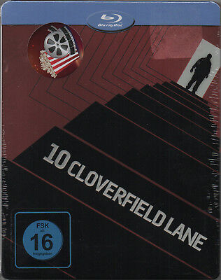 "Blu ray-Sammlung  - 51 Blu-ray -  ""10 Cloverfield Lane""  Blu-ray Steelbook...."