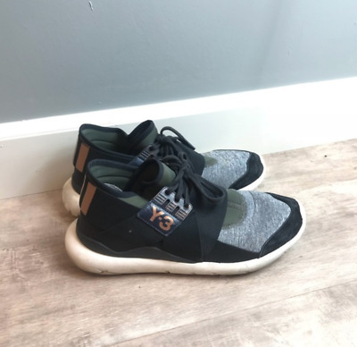 detailed look ff4e7 c4d07 Adidas Y-3 Yohji Yamamoto Sneakers GUC Size Men s 8 (Women s 9 9.5