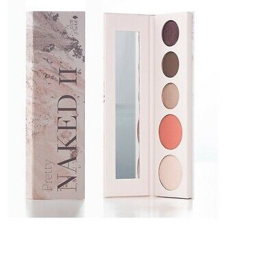 NEW AUTHENTIC 100% Pure Pretty Naked Palette II : RRP$59.95 FREE POST