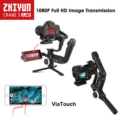 Zhiyun Crane 3 LAB 3-Axis Handheld Gimbal Stabilizer for DSLR Camera Sony Nikon