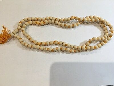 Neem Chanting, Meditation, Prayer , Japa Beads  108 hand made beads free shippin