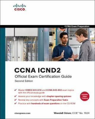 Exam Certification Guide: CCNA ICND2 Official Exam Certification Guide by Wende…