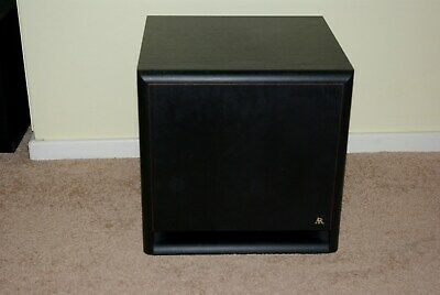 acustic research subwoofer S10HO