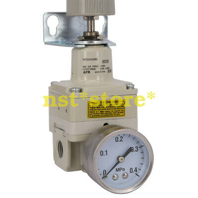 for pneumatic pressure reducing valve IR2010-02BG with watch and bracket
