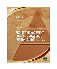 A Guide to the Project Management Body of Knowledge (4th edition) [paperback]