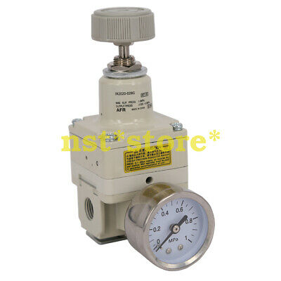 for pneumatic pressure reducing valve IR2020-02BG with watch and bracket