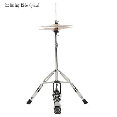 Adjustable Double Braced Hi Hat Cymbal Drum Stand Hi-Hat Mount With Pedal NEW
