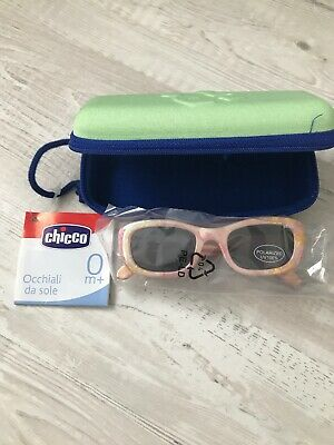 NEW CHICCO KIDS INFANT SUNGLASSES POLARIZED 100/% UV PROTECTION AGE 0 MONTHS