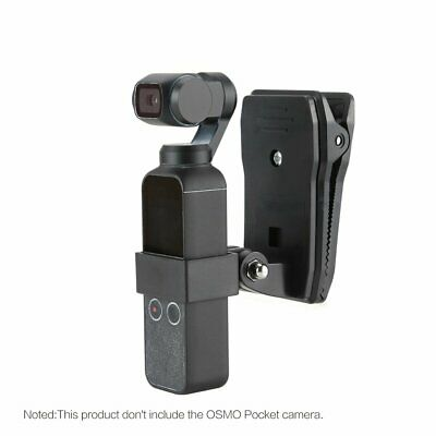 Backpack Clip for DJI Osmo Pocket Expansion Module Connector Stand Bracket SW