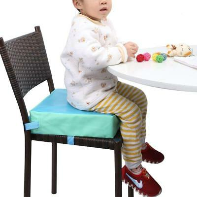 Toddler Dining Cushion Kids Children Increased High Chair Seat Pad Safe Booster