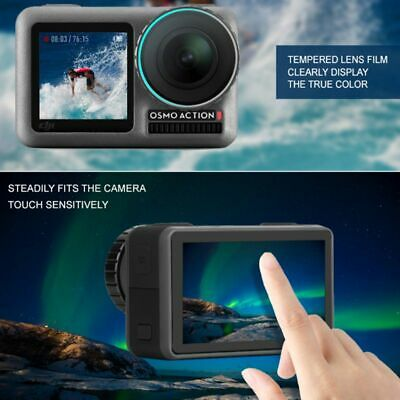 Screen Protector Scratch Proof High Definition for DJI OSMO ACTION Camera Access