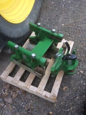 John Deere Continental Hitch Small To Mid Range 6000 Series R Tractor