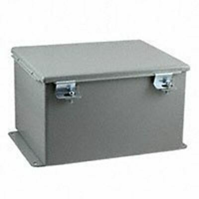"Junction Box Steel 6""L X 4""W"