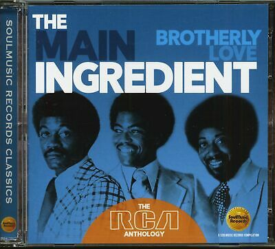 The Main Ingredient - Brotherly Love - The RCA Anthology (2-CD) - Soul
