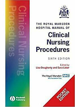 Royal Marsden Manual of Clinical Nursing Procedures - pocket Edition