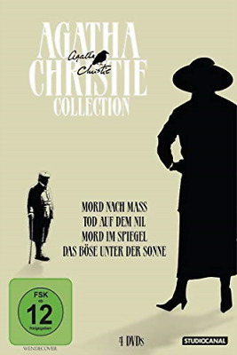 Agatha Christie - Collection - (GERMAN IMPORT) (UK IMPORT) DVD [REGION 2] NEW