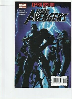 Dark Avengers # 1 !!4! 1St Appearance Iron Patriot Movie Rumors !! .99 Auctions