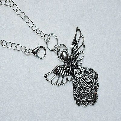 Guardian Angel Wings Car Rear View Mirror Charm Driving Test Pass Gift Present