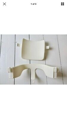 Stokke Tripp Trapp Baby Set - White                         Cushion Includes